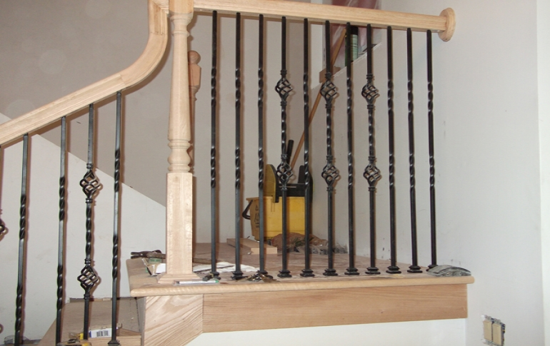 When You Think About Your Redoing Stairs Project, You Do Not Have To Do  Entire House. Redoing Your Stairs Will Really More Value To Your House.